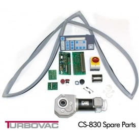 Turbovac CS830 Vacuum Packer Spare Parts