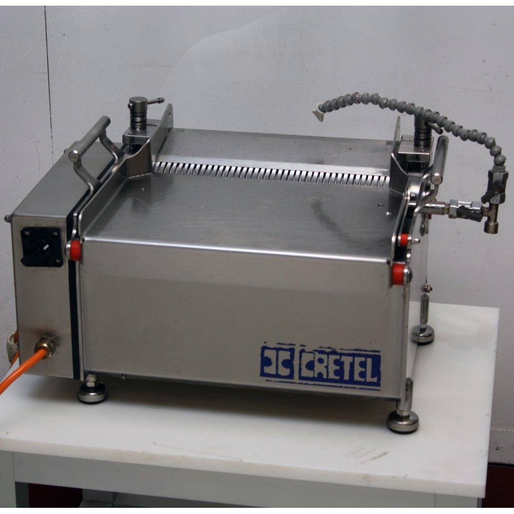 362fl fish skinner 3ph used machinery from superior food for Fish skinner machine