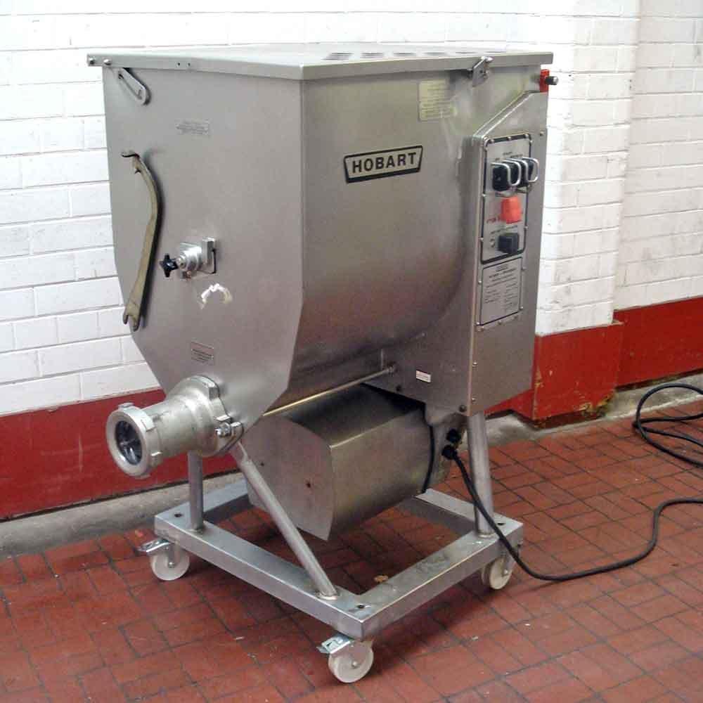 hobart 4822 meat grinder manual