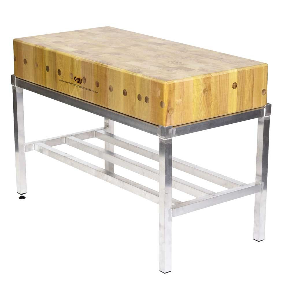 buy 4ft butchers block commercial cutting block for butchers