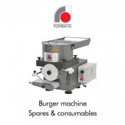 Formatic Burger Machine Spares