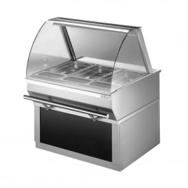 Food Display Counter - DHT41 Hot Display Counter