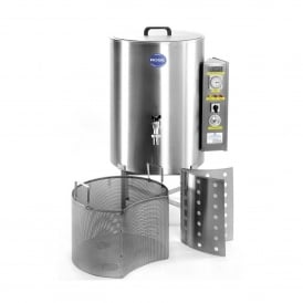 Ham Boiler - Mark 10 RE Water Cooker with Clarifier