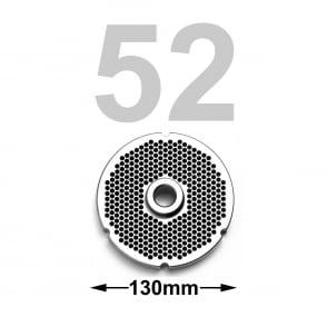CATERING SPARES PARTS SLATRI0019 MINCER PLATE 12 X 3mm